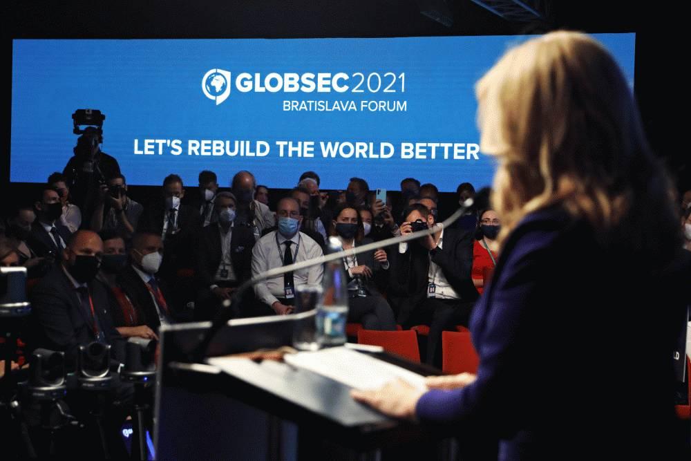 Prezidentka na Globsecu: Rešpektovanie pravidiel môže zachraňovať životy