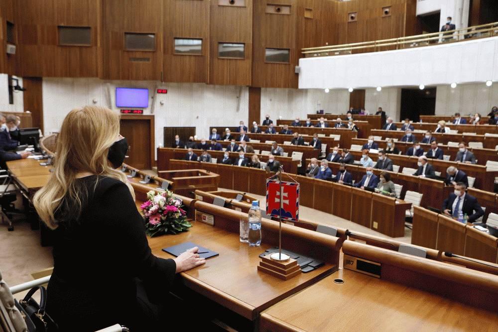 Prezidentka si osobne vypočula správu ombudsmanky v NR SR