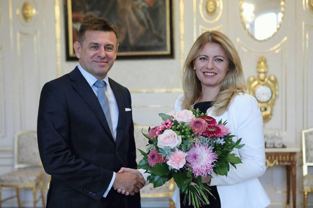 Prezidentka po stretnutí s ministrom Sólymosom: Máme ambiciózne klimatické ciele