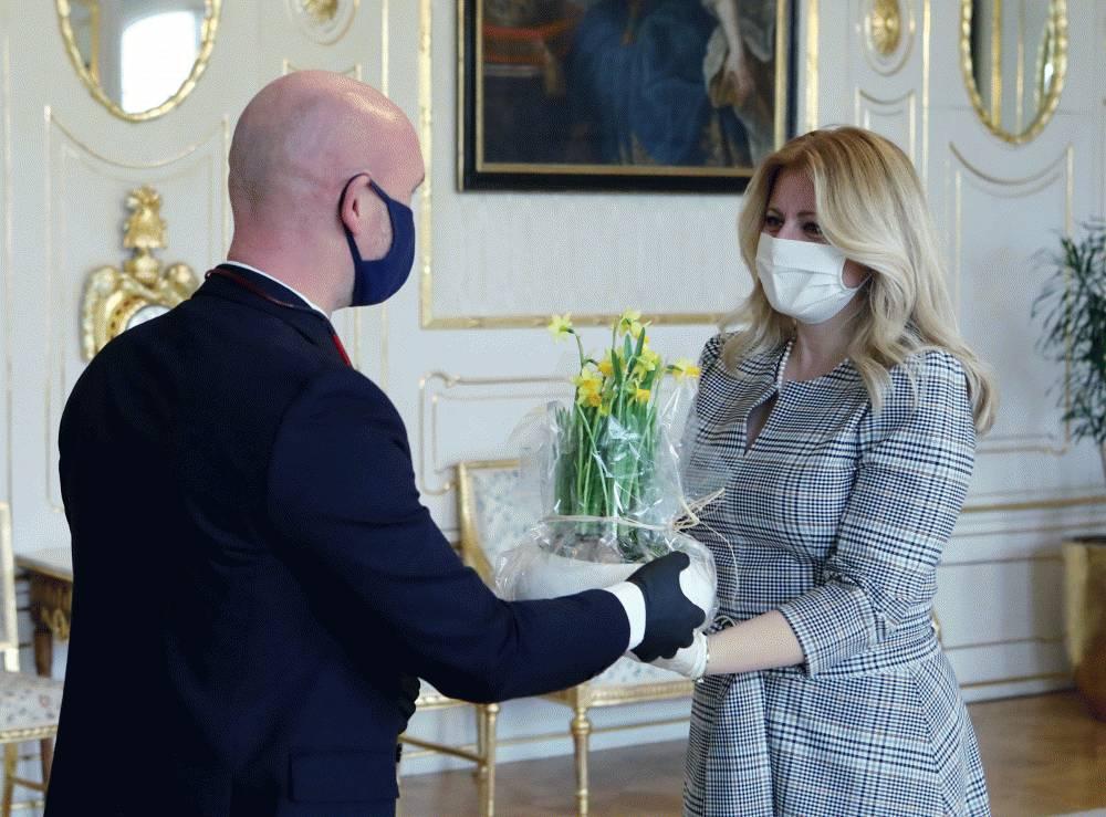 Prezidentka sa stretla s ministrami školstva a vnútra