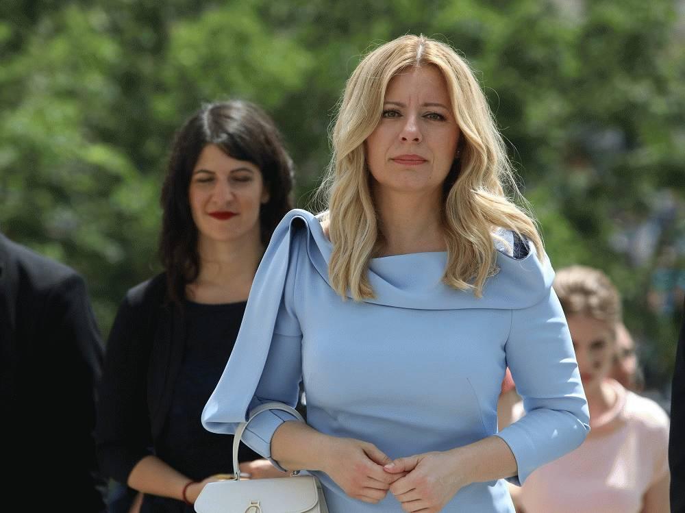 acb0f2af7 Prezidentka Slovenskej republiky Zuzana Čaputová navštívi Brusel