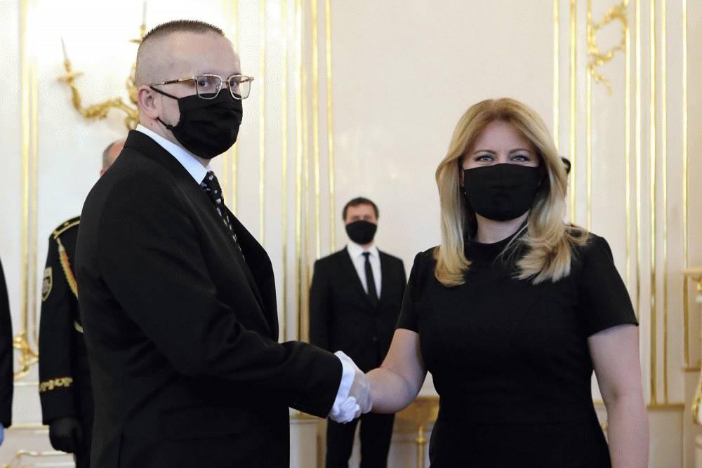 Prezidentka vymenovala nového riaditeľa SIS