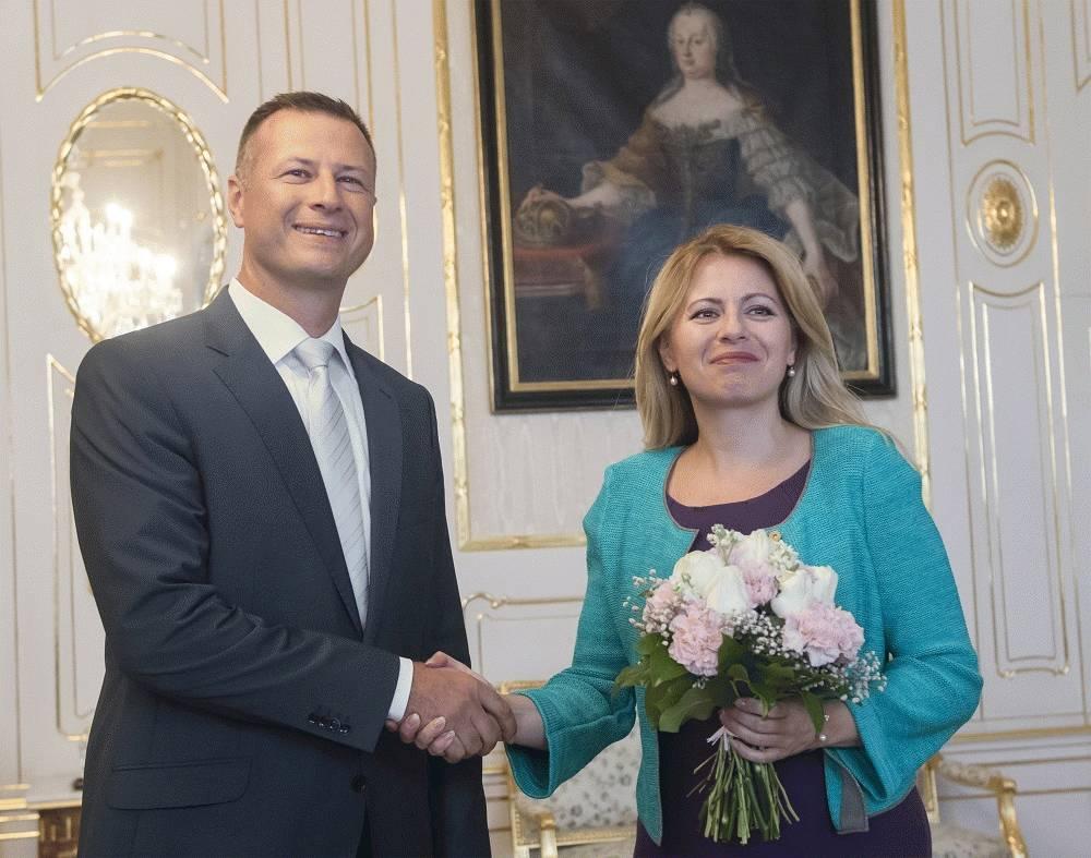 Prezidentka prijala ministra spravodlivosti