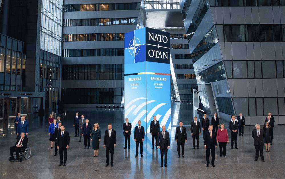 President participates in NATO Summit in Brussels