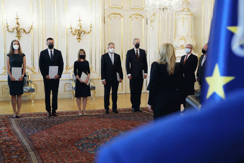Prezidentka vymenovala nových sudcov Najvyššieho správneho súdu SR