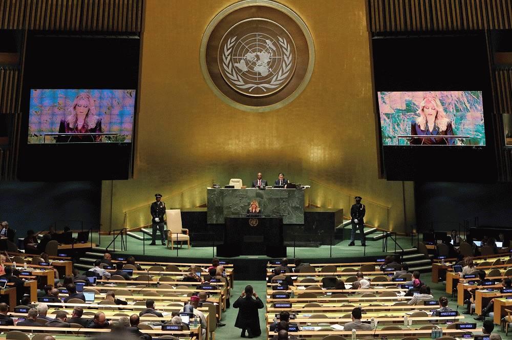 Prezidentka v OSN: Je potrebné rešpektovať pravidlá