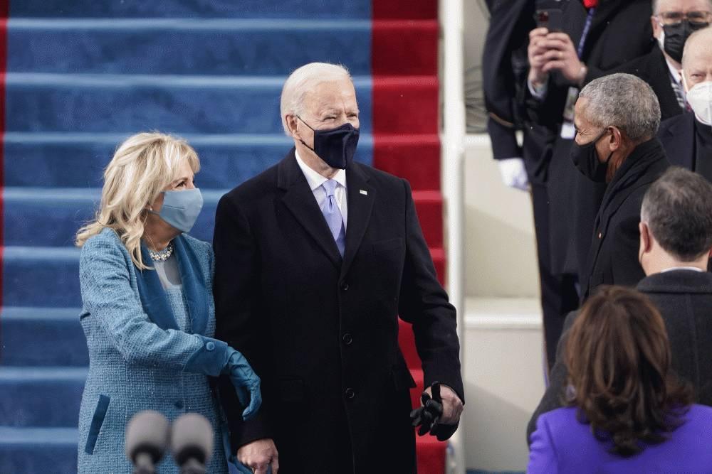 Prezidentka zaslala blahoprajný list Joeovi Bidenovi k jeho inaugurácii