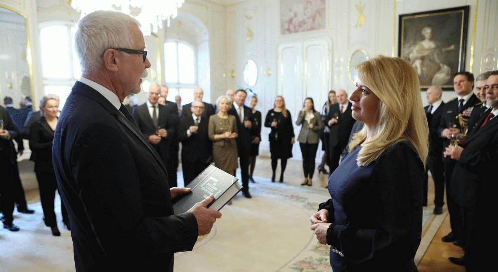 Prezidentka prijala rektorov a predstaviteľov SAV