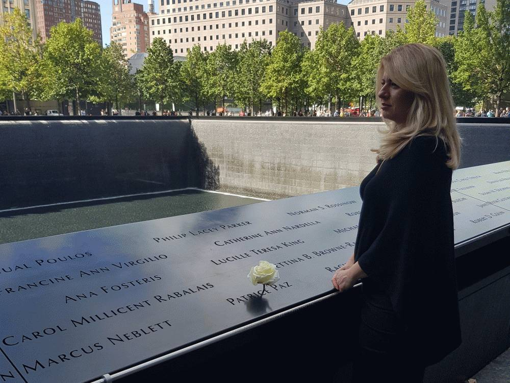 The 9/11 attacks changed the world as we knew it according to the president