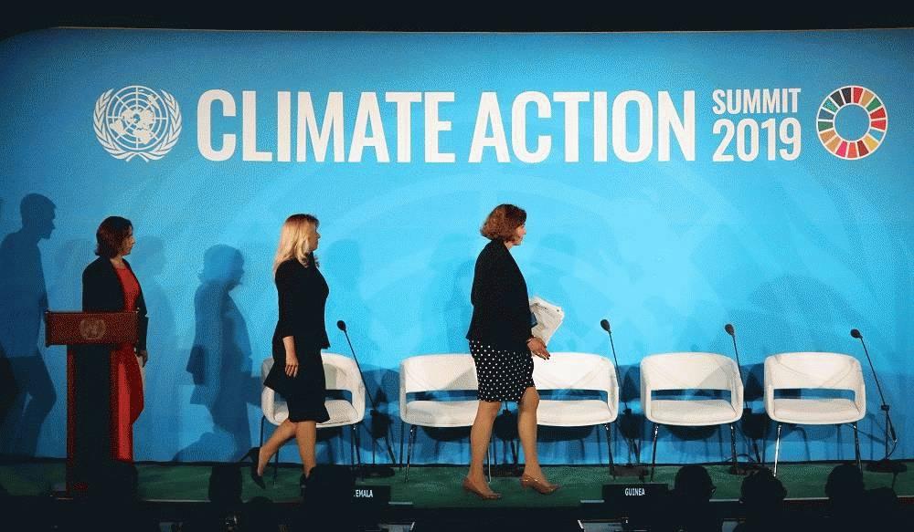 Prezidentka vystúpila na Klimatickom samite OSN
