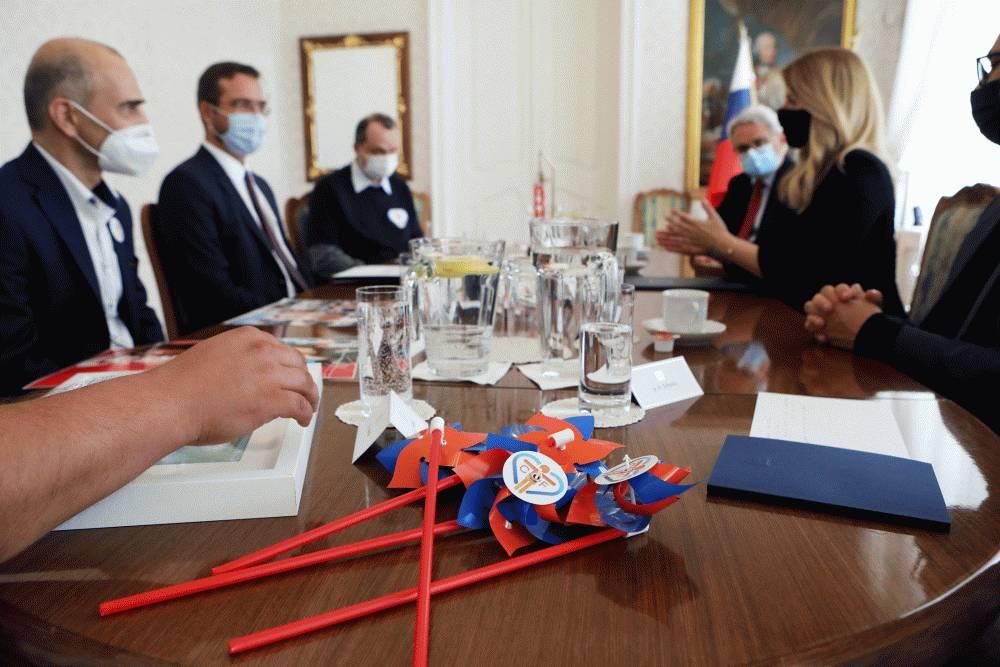 Prezidentka ocenila, že ľudia s cystickou fibrózou môžu využiť nový liek