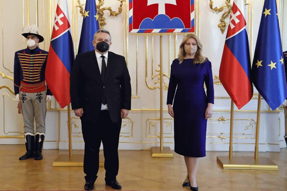 Veľvyslanci Bulharska a Turecka odovzdali poverovacie listiny