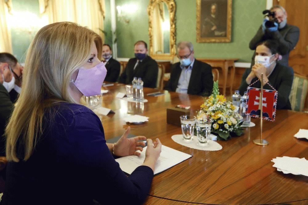 Prezidentka otvorila diskusiu o systémových zmenách v prokuratúre