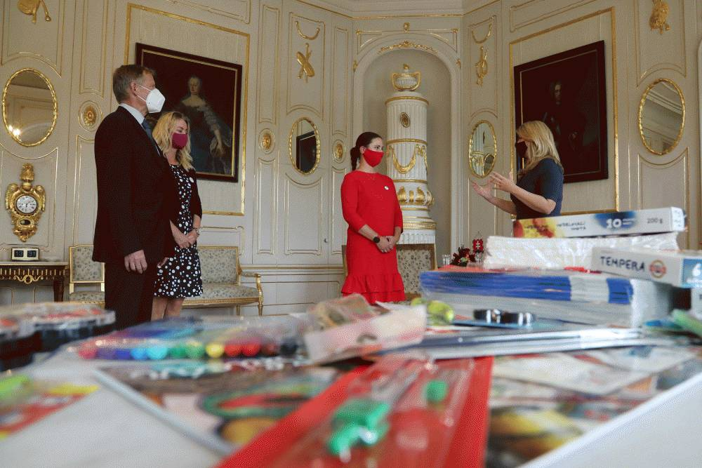 Prezidentka podporila zbierku Slovenskej katolíckej charity