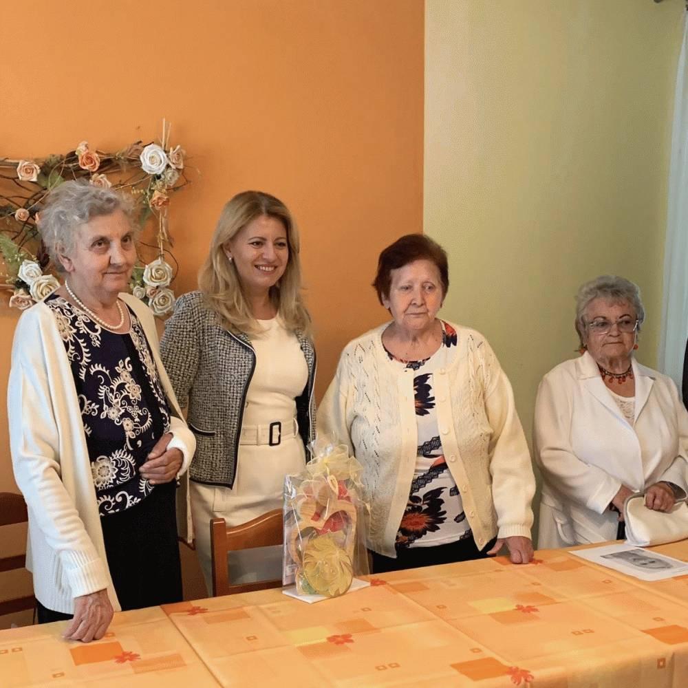 Prezidentka: Téma dlhodobej starostlivosti o seniorov je nesmierne dôležitá