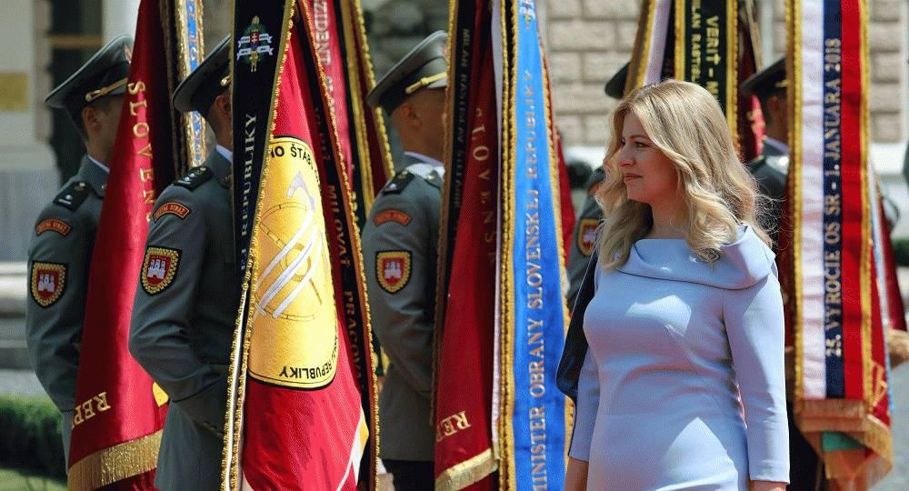 Inauguration speech of President Zuzana Čaputová