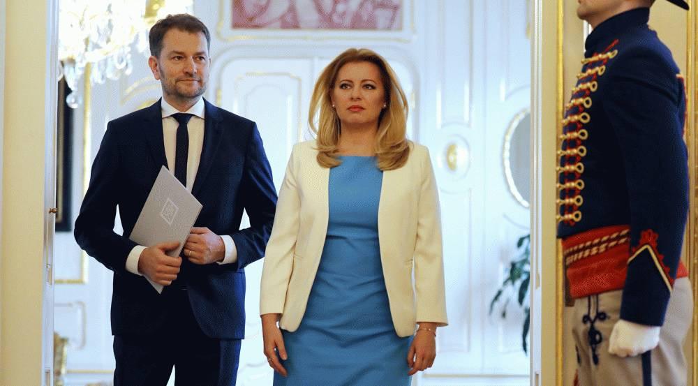 Prezidentka poverila Igora Matoviča zostavením vlády