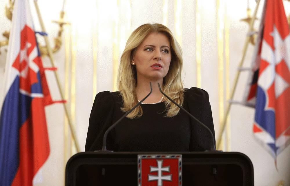 Prezidentka po stretnutiach s Milanom Lučanským a Jaromírom Čižnárom