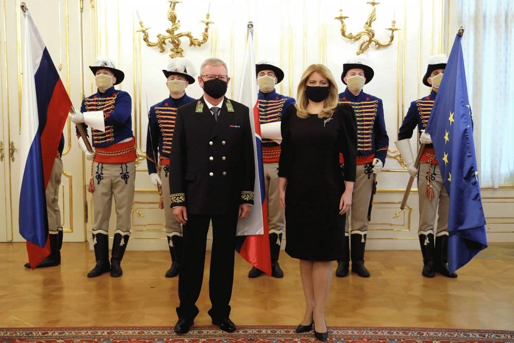 Nový ruský veľvyslanec odovzdal poverovacie listiny