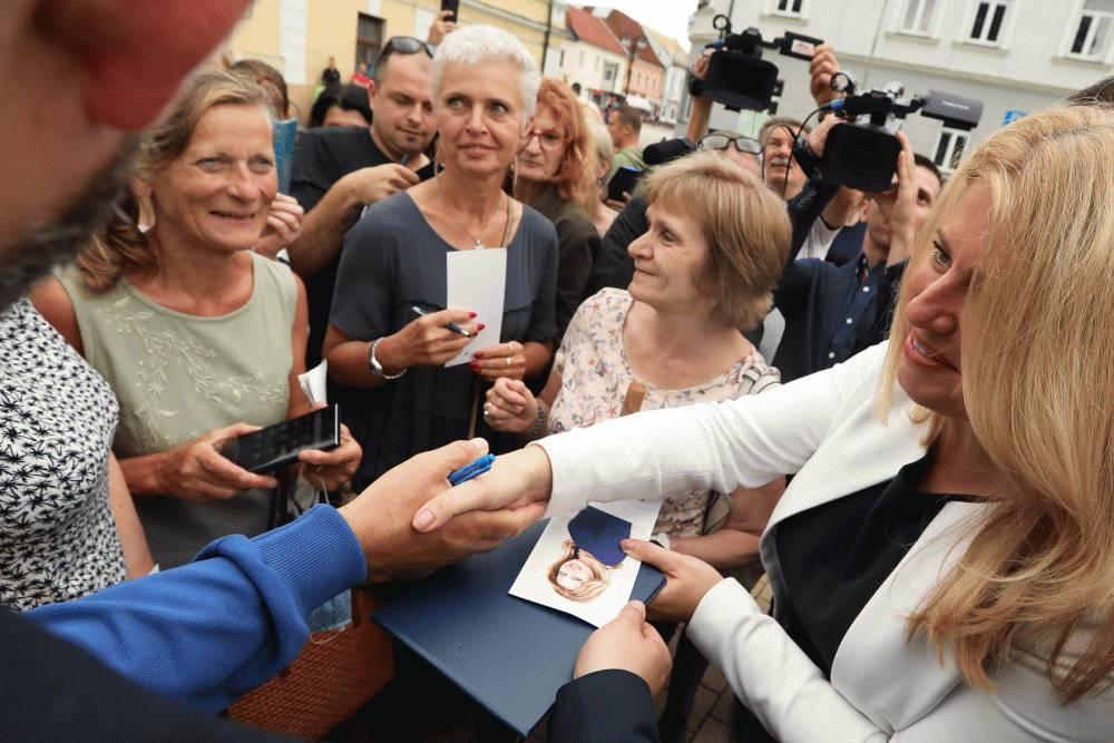Prezidentka sa zaujímala o život rodín na Orave