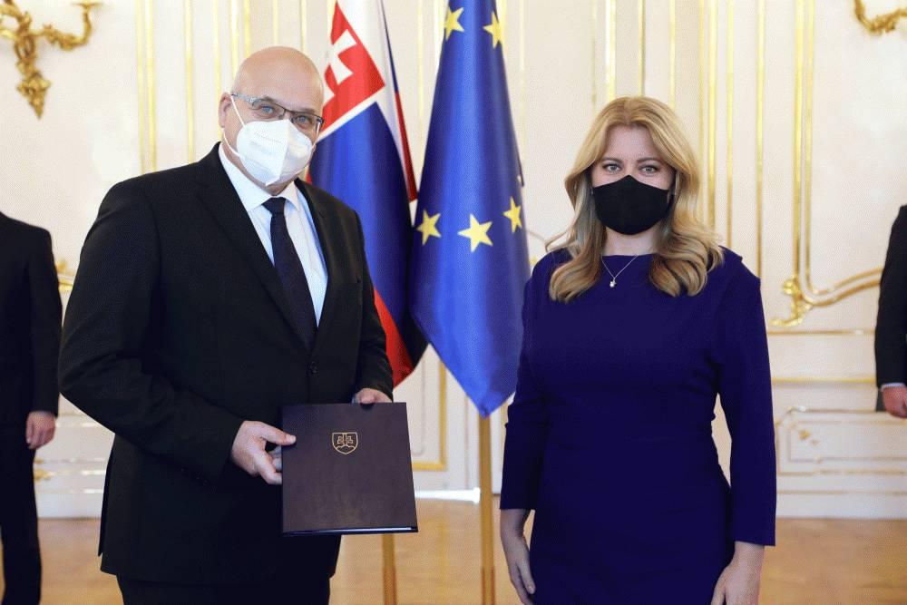 Nový veľvyslanec SR v Nórsku a na Islande si prevzal poverovacie listiny