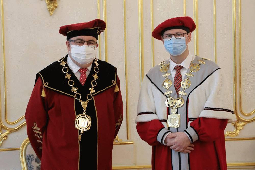 Prezidentka vymenovala rektorov dvoch vysokých škôl