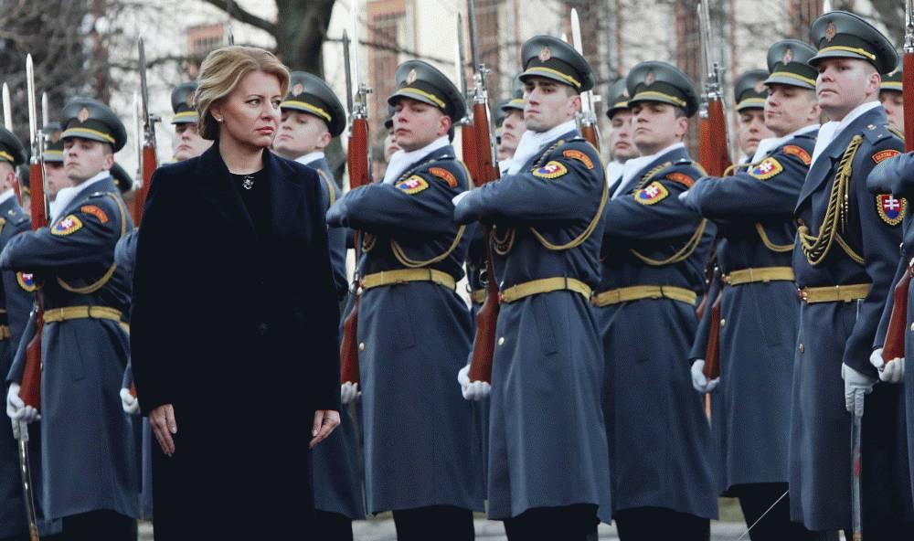 Výzvou pre armádu je podľa prezidentky transparentnosť