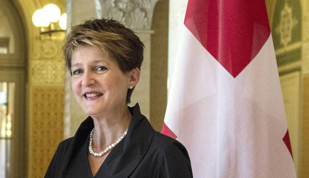 Prezidentka telefonovala so švajčiarskou prezidentkou, odložila návštevu
