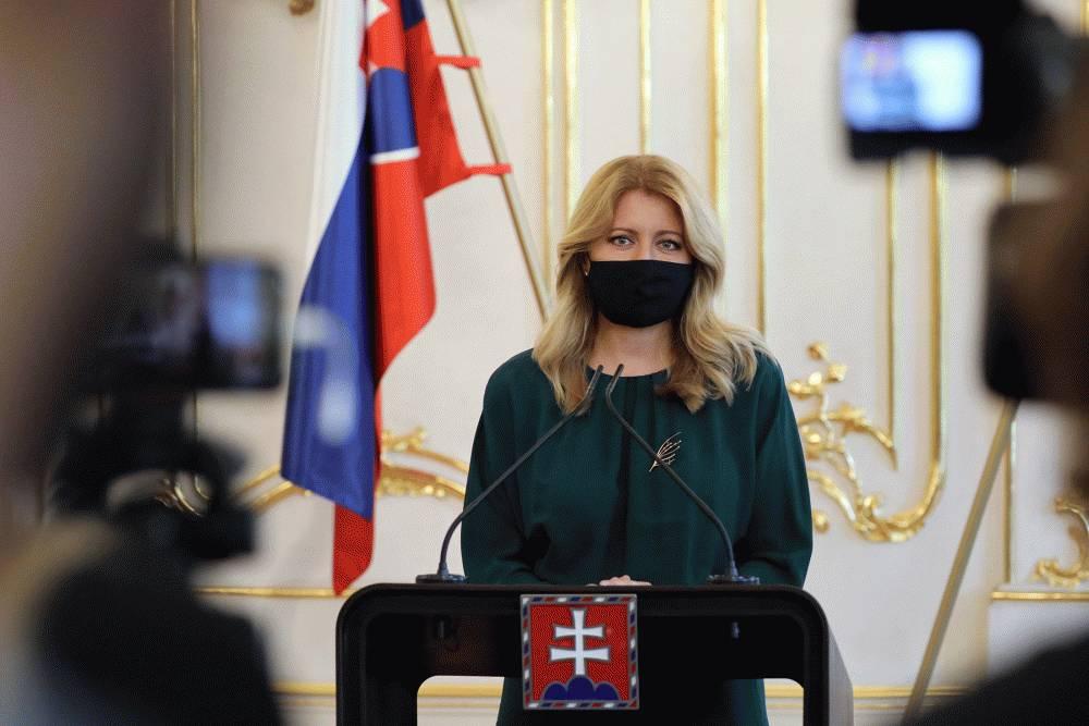 Vyhlásenie prezidentky k prípadu Jozefa Chovanca