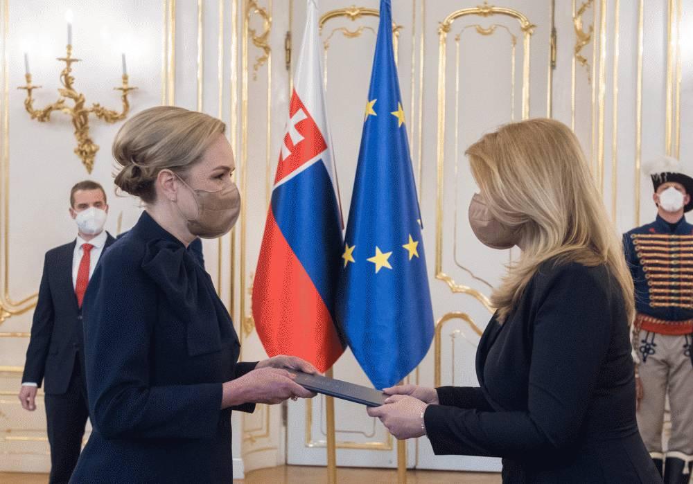 Slovensko má nové veľvyslankyne v Taliansku a pri Rade Európy