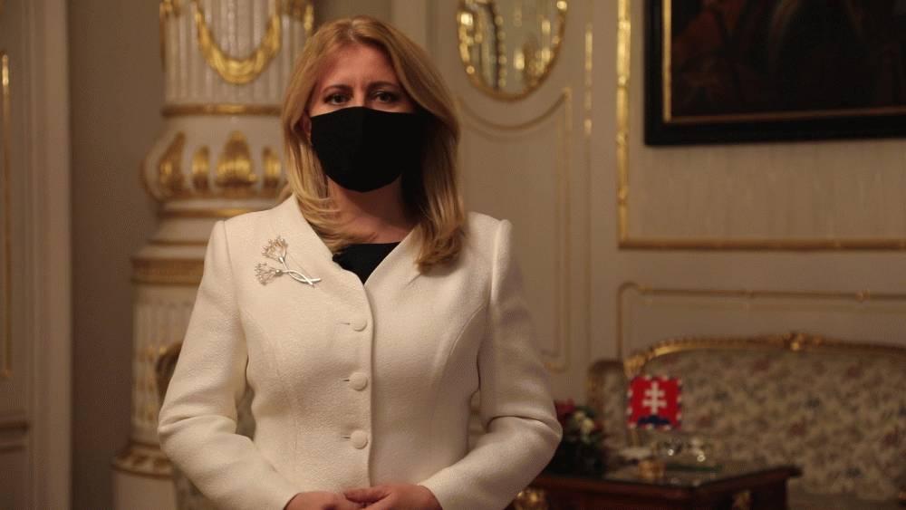 Prezidentka napadne sporné ustanovenie zákona o ochrane verejného zdravia