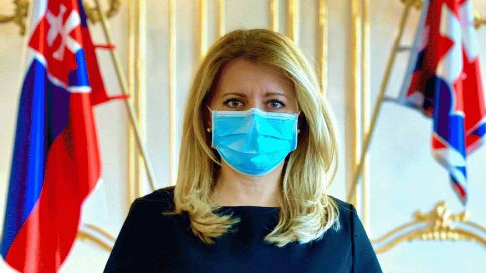 Prezidentka pre epidemiologickú situáciu odložila regionálny výjazd