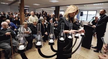 Prezidentka v Seredi: Holokaust je tragédia nás všetkých