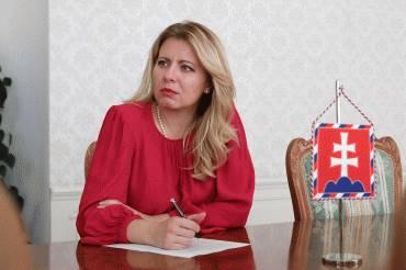 Prezidentka vrátila NR SR dve novely zákonov