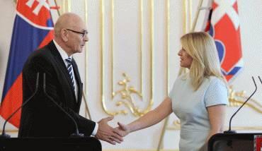 Prezidentka podporila vznik parlamentného výboru o zisteniach z kontrol NKÚ