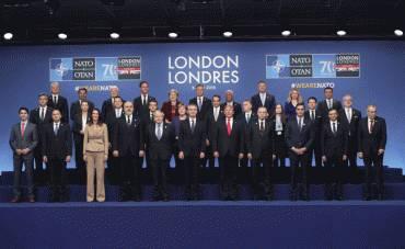 Prezidentka sa prvýkrát zúčastnila na stretnutí lídrov NATO