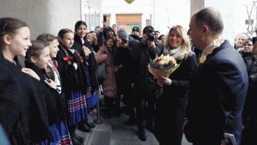 Prezidentka navštívila Trenčiansky kraj