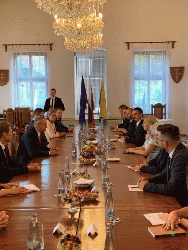 Prezidentka v Žiline: Ľudí trápi doprava, zdržanie diaľníc