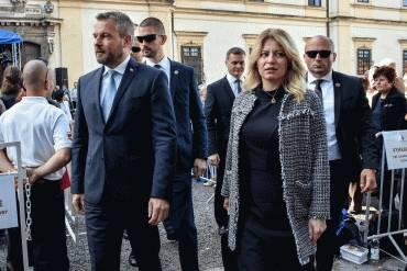 Prezidentka v Šaštíne: Utrpenie je šanca prehĺbiť súcit k druhým