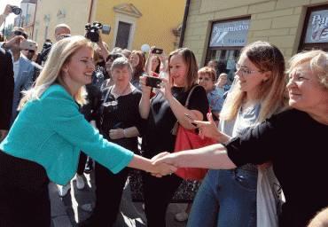 Prezidentka sa zaujímala o problém vyľudňovania Prešovského kraja